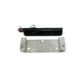 ジムニー ライト LED ナンバー灯 HGタイプ プラスチック製 移動キット+ステンレス製取付ブラケット