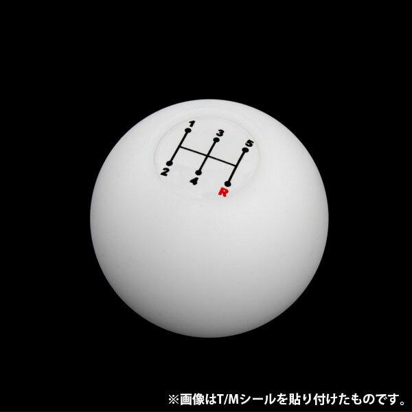 【大特価商品】ジムニー インテリア シフトノブ 白まる子ちゃん MT全車