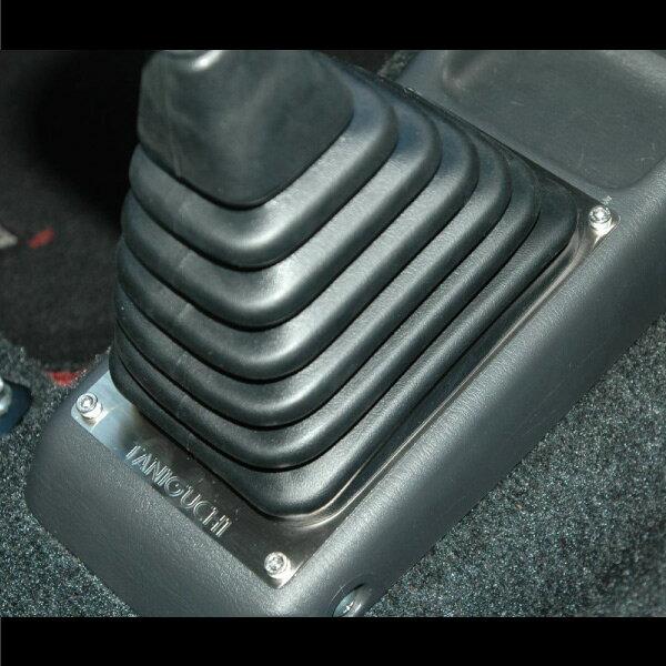 ジムニー インテリア シフトレバーガーニッシュ JB23 JB43 MT車用 タニグチ TANIGUCHI【5%OFF】【クーポン対象外商品】