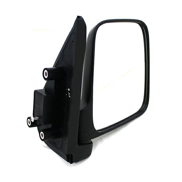 【クーポン対象外商品】ジムニー エクステリア 84701-81A01-5PK 純正ドアミラー 運転席側 黒 JB23 1~3型 スズキ純正部品