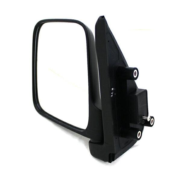 ジムニー エクステリア 84702-81A01-5PK 純正ドアミラー 助手席側 黒 JB23 1~3型 純正部品