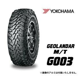 ジムニー タイヤ ヨコハマ ジオランダー GEOLANDAR M/T 205R16C G003 1本 ※一部地域個別送料あり商品 [K-Products]