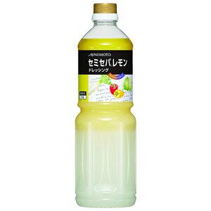AJINOMOTO 味の素 味の素DR セミセパレモン 1L×6本