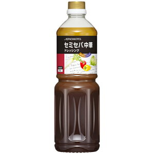 AJINOMOTO 味の素 味の素DR セミセパ中華 1L×6本