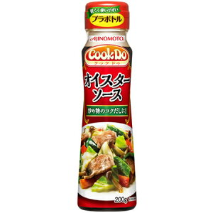 AJINOMOTO 味の素 CookDoオイスタ−ソ−ス 1L×6本