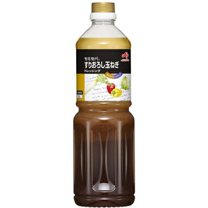 AJINOMOTO 味の素 DRセミセパすりおろし玉ねぎ 1L×6本