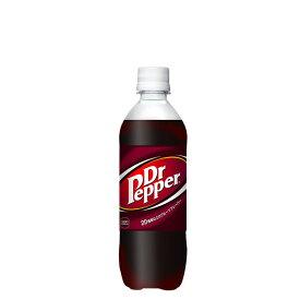 【コカ・コーラ】ドクターペッパー PET 500ml 24本