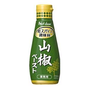 ハウス食品 業務用 山椒ペーストボトル 100g×20個
