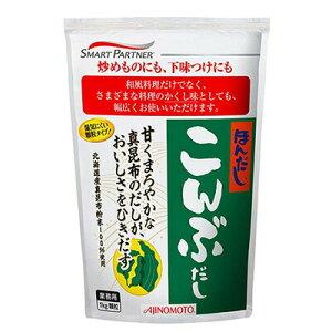 AJINOMOTO -味の素- ほんだしこんぶだし 1kg×12袋 袋 業務用 【沖縄・離島は別途中継料金】