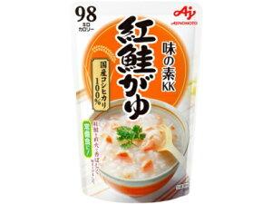 【2ケース】味の素 紅鮭がゆ 250g 9袋×6箱 合計54袋入 98キロカロリー 国産精米
