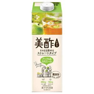 美酢(ミチョ) アップル&カモミール 950ml×12本