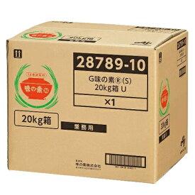 AJINOMOTO -味の素- 味の素 20kg×1箱 業務用