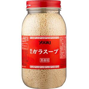 YOUKI(ユウキ食品)  ガラスープ 500g×12個