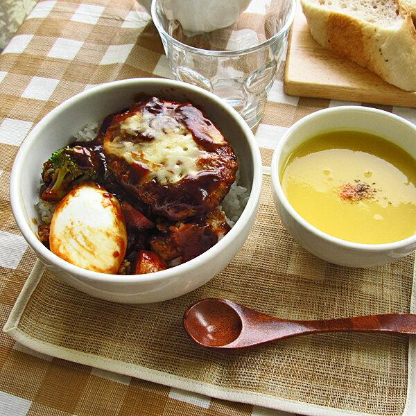 白い食器 ほっこりボウルL 680cc 日本製 美濃焼 カフェ食器 陶器 丼ぶり 和食器 洋食器 アウトレット 中鉢 オシャレ かわいい 北欧