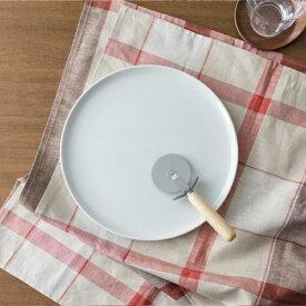大皿 26.6cm 日本製 陶器 カネスズ kanesuzu 食器 白い食器 洋食器 プレート 皿 お皿 大きいお皿 ワンプレート 大皿料理 パスタ皿 オードブル皿 ピザ皿 ピザプレート マルチプレート ランチプレート パーティー皿 盛り皿 主菜皿 シンプル おしゃれ