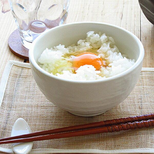 白い食器 粉引きほっこりボウル490cc 白マット 日本製 アウトレット 美濃焼 陶器 カフェ 和食器 ミニ丼 おしゃれ かわいい ボール 北欧