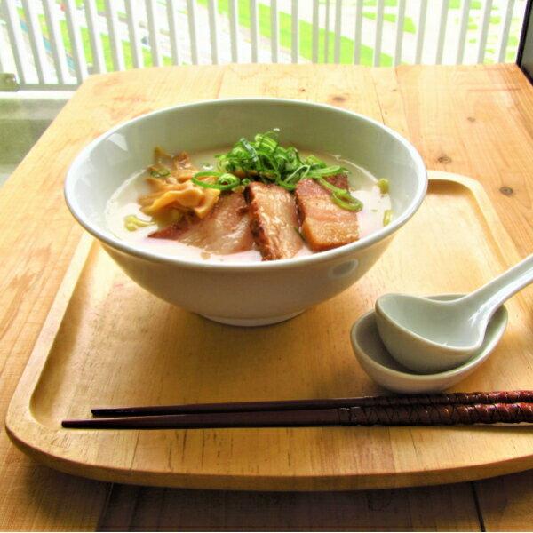 白い食器 小さい ラーメン丼ぶり 750cc アウトレット 日本製 ラーメン鉢 美濃焼 陶磁器 業務用にも