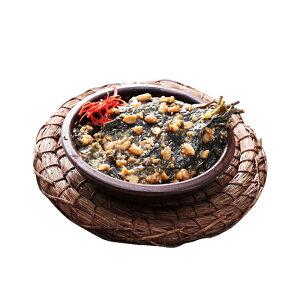 韓国産【味噌漬け】エゴマの葉キムチ 500g ★おかず /漬物 /惣菜 /韓国おかず /韓国料理 /韓国食品【えごまの葉の香りと味噌の甘みがご飯に合う】