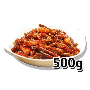 韓国産【たれ漬け】にんにくの芽キムチ 500g ★おかず /漬物 /大根キムチ /惣菜 /韓国おかず /韓国料理 /韓国食品【にんにくの芽が持つ本来の味を生かしたキムチ】