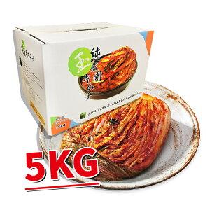 純農園 玉 白菜キムチ 5kg ★韓国食品★韓国料理/韓国食材/韓国キムチ/キムチ/おかず/漬物