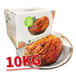 純農園 玉 白菜キムチ 10kg ★韓国食品★韓国料理/韓国食材/韓国キムチ/キムチ/おかず/漬物