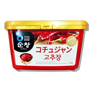 清浄園(スンチャン)コチュジャン 3kg
