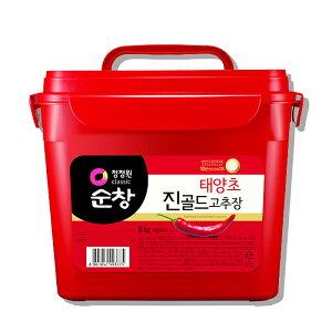 清浄園(スンチャン)コチュジャン 5kg