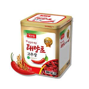 ヘチャンドル(ビビゴ)コチュジャン 14kg【缶】