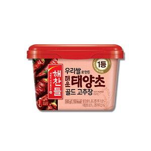 ヘチャンドル(ビビゴ)【辛口】コチュジャン 500g