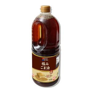 【開店SALE】HANJUNG【極み】ごま油1.8L ★韓国産 /ごま100% /油 /韓国食材 /韓国調味料 /韓国食品