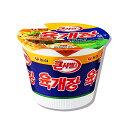 農心 ユッケジャン 大CUP麺 110g ★カップラーメン /ノンシム /韓国ラーメン /インスタントラーメン /韓国料理 /韓国食品【コクウマユッケジャンスープをカップラーメンです。】