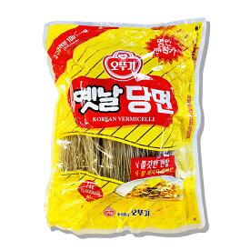 オトギ 昔【春雨】1Kg ★チャップチェの麺 /チャプチェ /麺料理 /韓国麺 /韓国食材 /韓国料理【太めで弾力がある韓国の春雨:タンミョン】