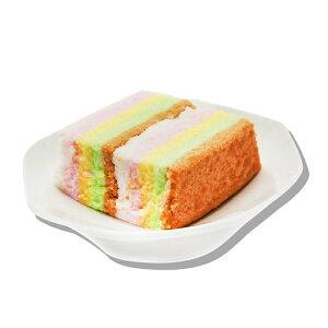 【韓国伝統餅】ムジゲ【虹】餅(約380g)★お餅 /伝統餅 /手作り餅 /韓国料理 /韓国食品 【虹色のように色が層になった米粉を蒸したお餅】毎週火、金曜日出荷致する取り寄せ商品になります