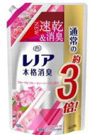 [ポイント10倍 9/23の朝10時まで][旧品処分特価]P&G レノア 本格消臭 フローラルフルーティーソープの香り お得な詰め替え 超特大サイズ 1320ml お一人様6個迄