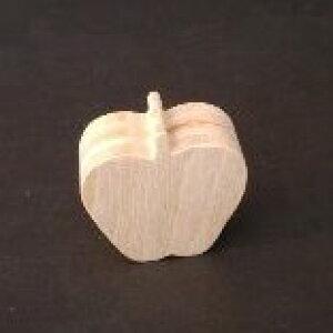 ウッドカードスタンド りんご(木・木製カード立て)