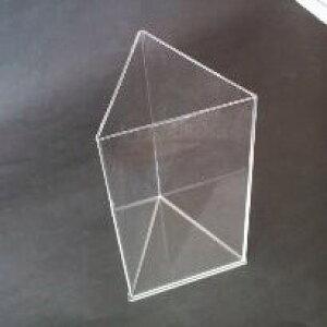 三角POPスタンド(アクリル)