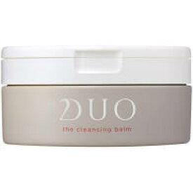 (ks)DUO デュオ ザ クレンジングバーム 90g (スパチュラ付き) クレンジング バーム スキンケア 洗顔 メイク落とし W洗顔不要