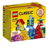 【あす楽】レゴ(LEGO)クラシック アイデアパーツ 建物セット 10703