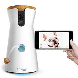 【あす楽】Furbo ドッグカメラ 飛び出すおやつ 写真 動画撮影 双方向会話 iOS Android対応 Alexa対応 AI搭載