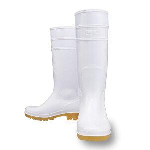 【JW-708】ロングタイプ耐油長靴抗菌防臭 耐油底先芯無し
