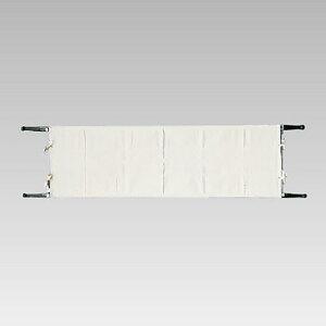 ユニット(UNIT)【376-72】担架 スチール製 綿帆布
