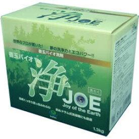 善玉バイオ洗剤 浄JOE(ジョウ)1.3Kg×1箱