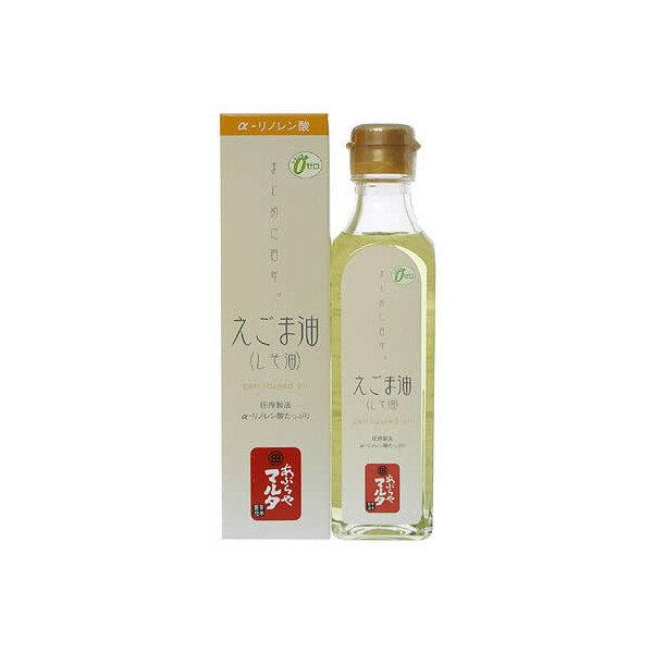マルタ えごま油(しそ油) 180g×1本