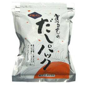 【送料無料】【6袋でお買い得】まるものだしパック  8.8g×55包入り×6袋