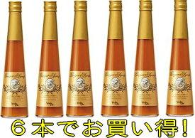 【6本でお買い得】 健康飲料ヴェーダヴイ ジンジャーシロップ380ml×6本