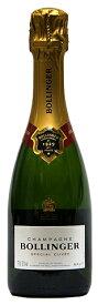 [ かわばた酒店20周年記念特価 ]【ボランジェ】ボランジェ・スペシャル・キュヴェ[NV](スパークリングワイン)[375ml][ハーフボトル][数量限定][フランス][シャンパーニュ][シャンパン][辛口][正規品]