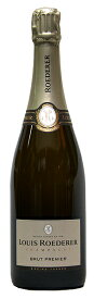 【ルイ・ロデレール】ブリュット・プルミエ[NV](スパークリングワイン)[正規品][750ml][フランス][シャンパーニュ][シャンパン][辛口]