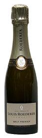 【ルイ・ロデレール】ブリュット・プルミエ[NV](スパークリングワイン)[正規品][375ml][ハーフボトル][フランス][シャンパーニュ][シャンパン][辛口]