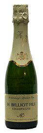 【アンリ・ビリオ】キュヴェ・トラディショナル・グランクリュ[NV](スパークリングワイン)[375ml][ハーフボトル][フランス][シャンパン][シャンパーニュ][辛口]