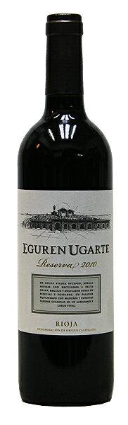 【エグーレン・ウガルテ】ウガルテ・レゼルバ[2010](赤ワイン)[750ml][スペイン][ミディアムボディ][辛口]